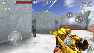 Shoot Strike War Fire v1.1.3 Mod