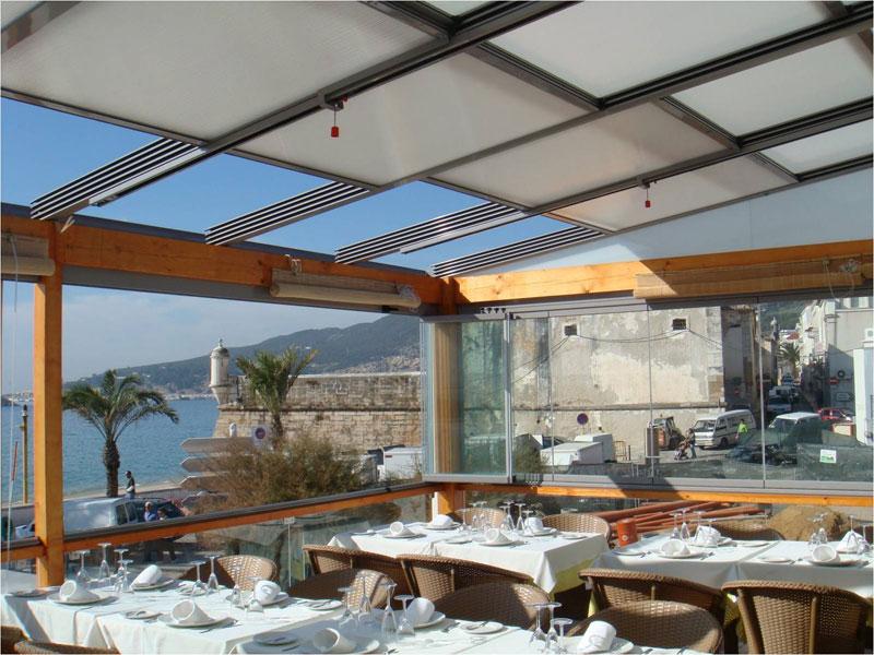 techos mviles para sus terrazas