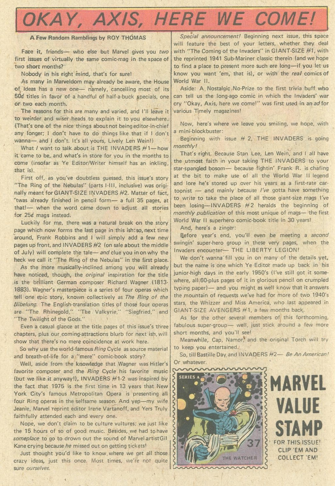 The Invaders (1975) issue 1 - Page 23