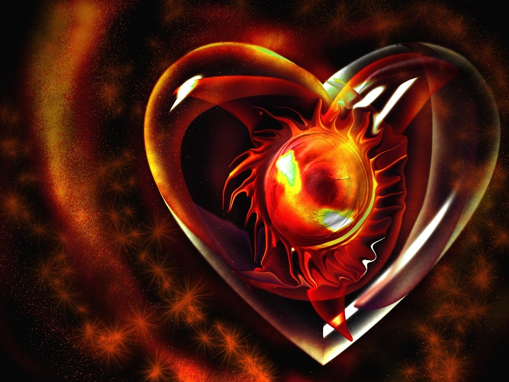Burning Love Hd Wallpapers: HD Desktop Wallpapers Free Online: 3D Wallpapers