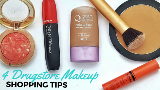 How to shop for drugstore makeup