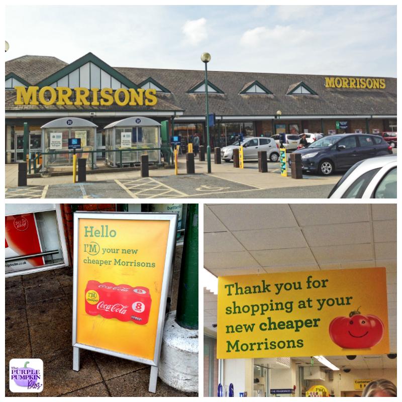 A BBQ Shopping Trip at Morrisons #MorrisonsMum