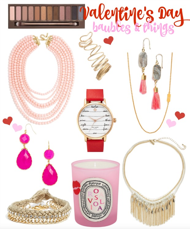 Valentine's Day Baubles & Things