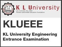 KLUEEE Hall Ticket (Admit Card) 2016 Download @ www.kluniversity.in
