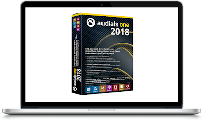 Audials One 2018.1.36300.0 Full Version
