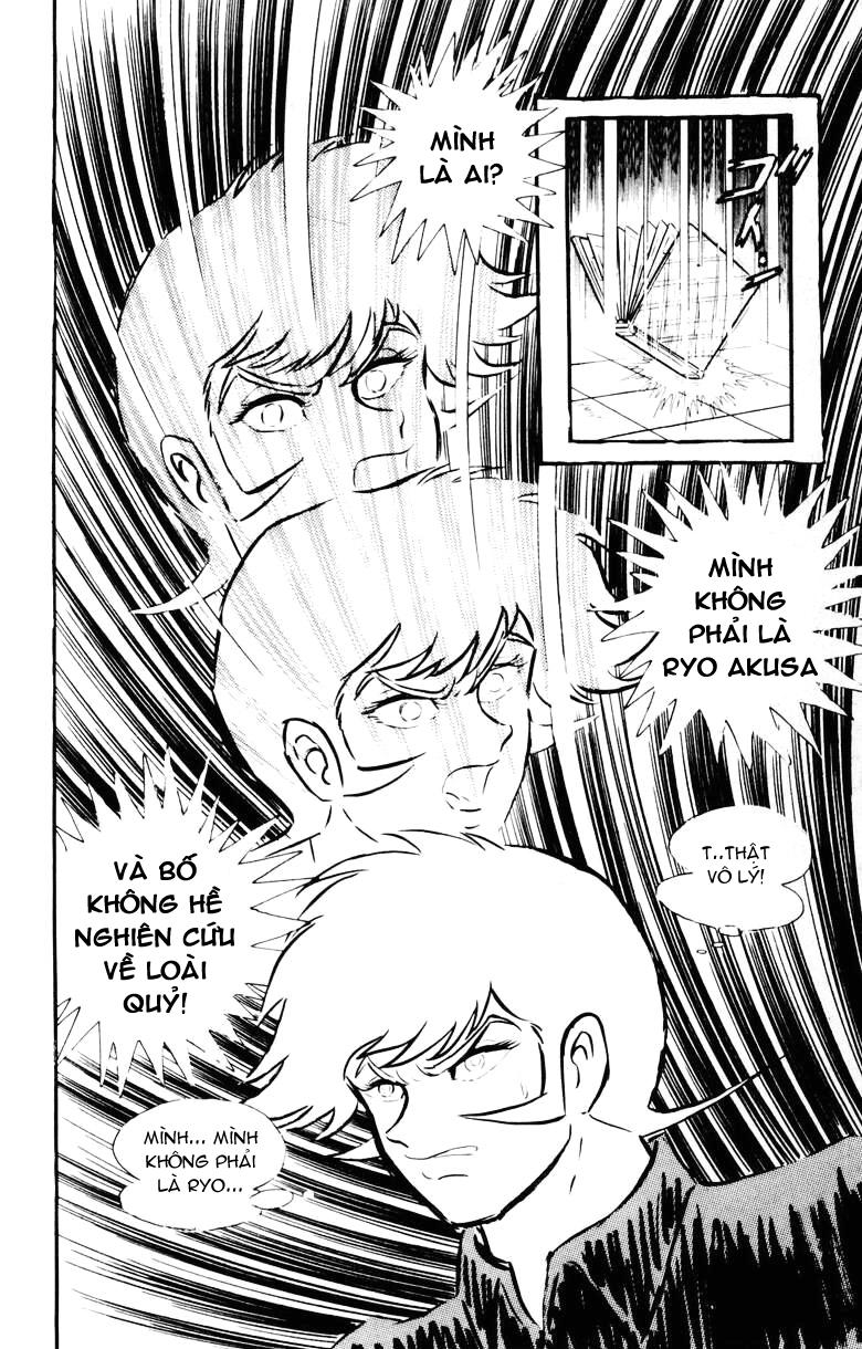 DevilMan chapter 22.1 trang 18