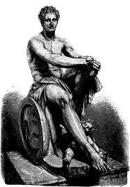 Ares, deus Grego