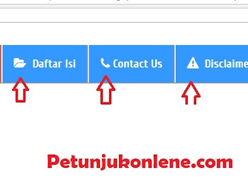 Cara Menambahkan Gambar Icon pada Menu Navigasi Blog
