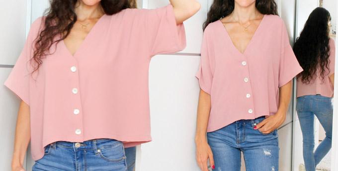 MISS MOLY Cors/és y bustiers de Sat/én para Mujer Blusa Dise/ño Floral Corset