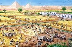 Pertanian Bangsa Mesir Kuno