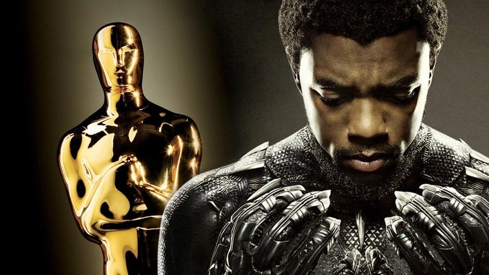 Pantera Negra é o primeiro filme da Marvel vencedor do Oscar