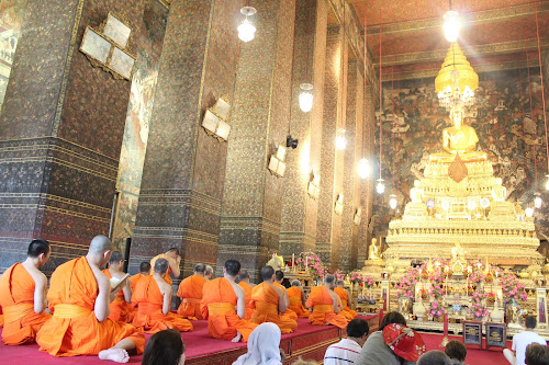Thailand: The Temples and the Reclining Buddha