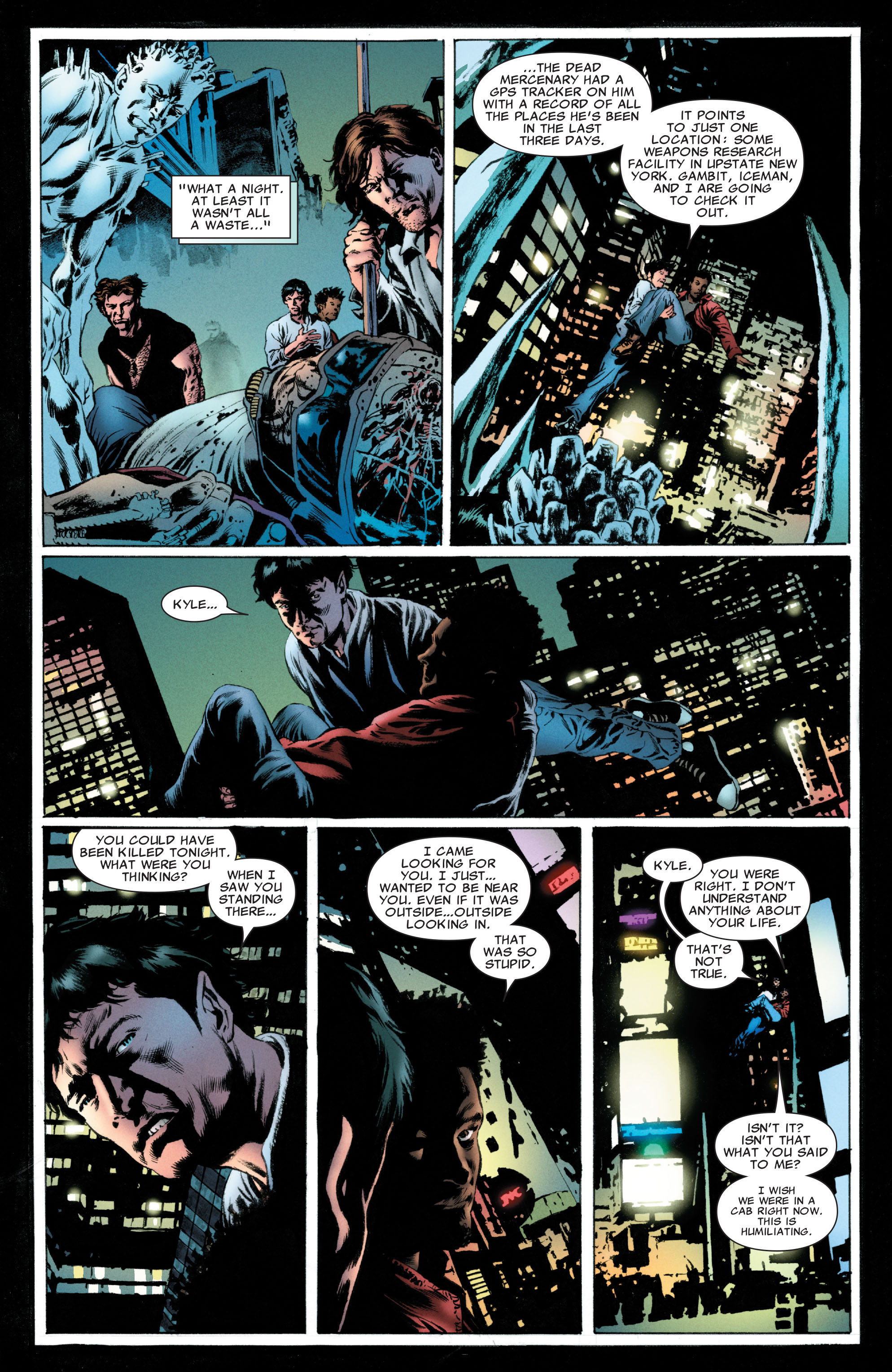 Read online Astonishing X-Men (2004) comic -  Issue #49 - 18