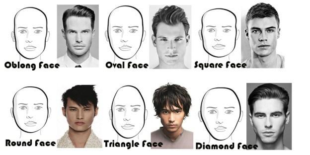Tnt Barbershop Model Rambut Menurut Bentuk Wajah