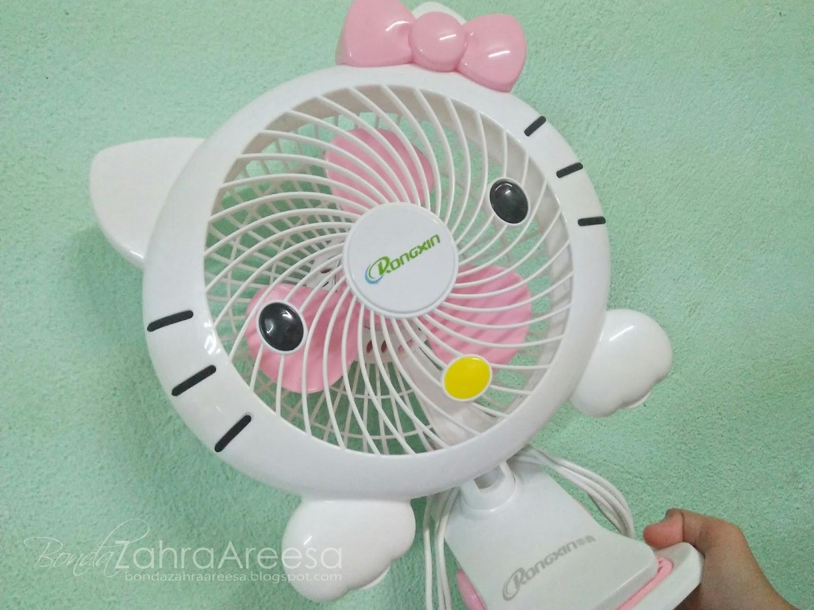 Koleksi Barangan Hello Kitty Zahra