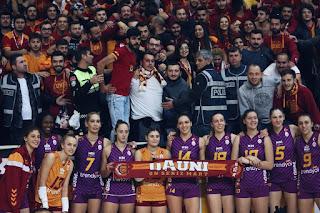 Galatasaray OB - ReggianaCanli Maç İzle 06 Aralik 2017