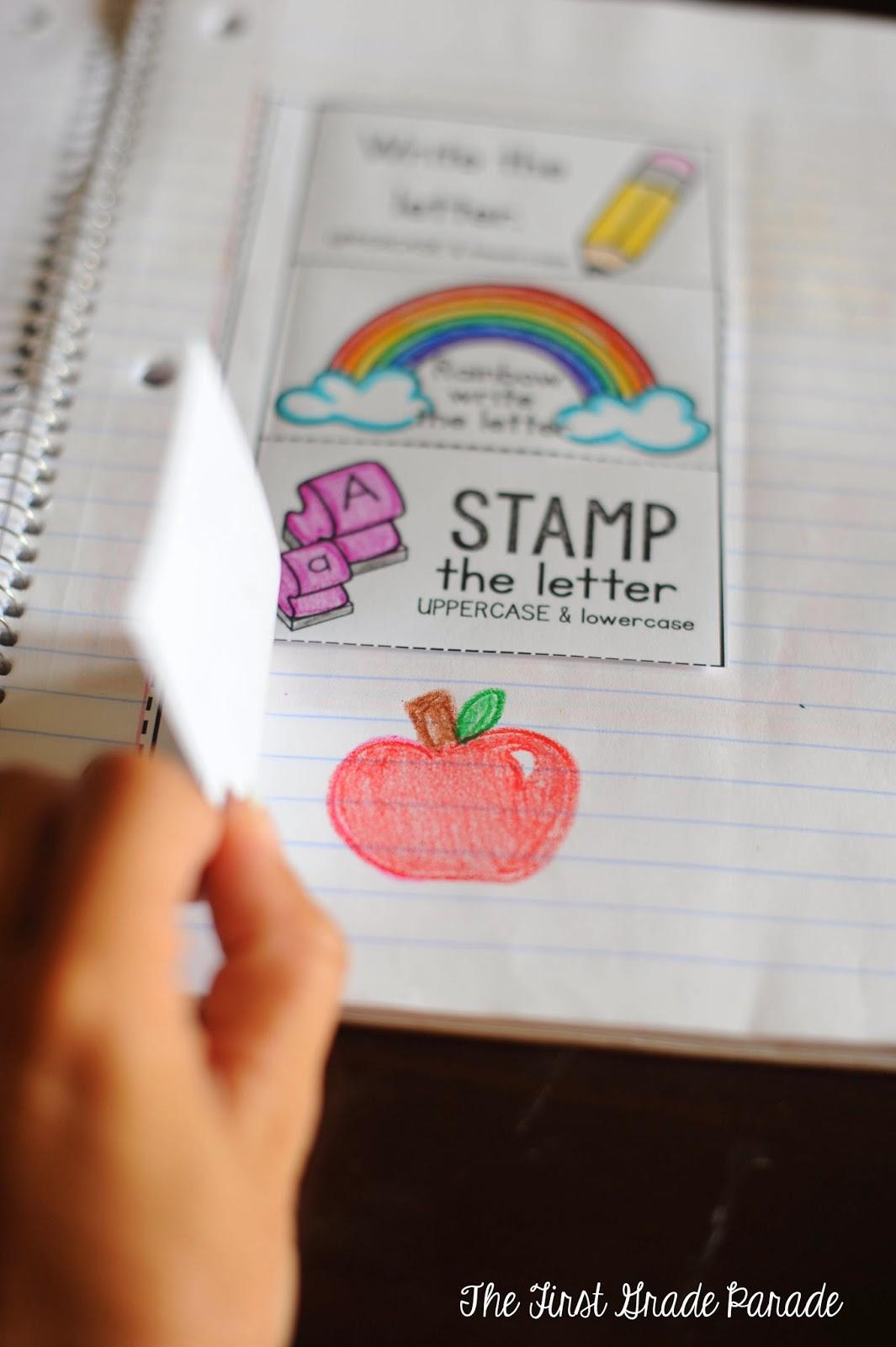 I Notebookdo You The First Grade Parade