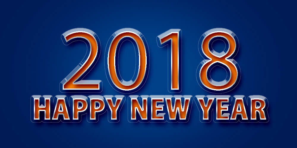 Happy New Year 2018 Wishes in Hindi