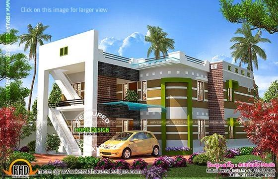house construction cost kerala