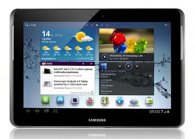 Samsung Kenalkan Galaxy Tab 3