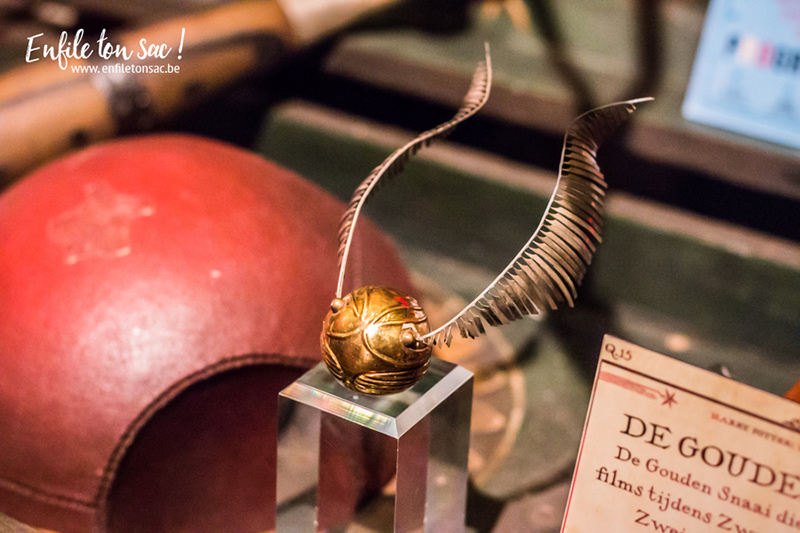 Harry Potter, l'exposition en Belgique à Brussels expo
