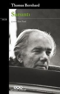 Bodoslamadan Kitap: Thomas Bernhard - Sarsıntı