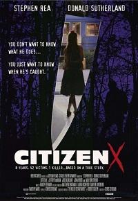 Watch Citizen X Online Free in HD