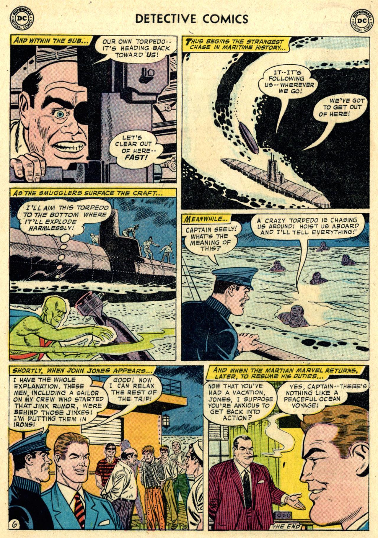 Read online Detective Comics (1937) comic -  Issue #258 - 32