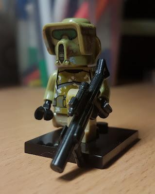 Kashyyyk clone scout trooper