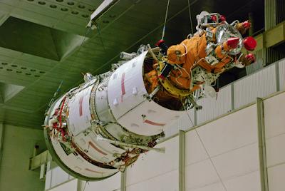 Un satellite russo della stessa classe del Kosmos 2495