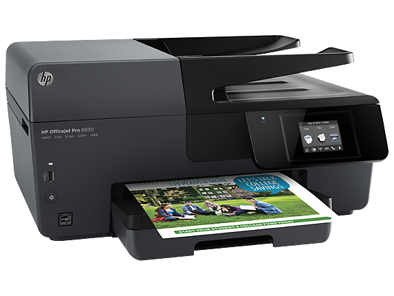 How to Install HP Officejet 3830 Wireless Setup for the