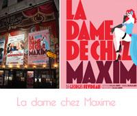 La dame chez Maxim
