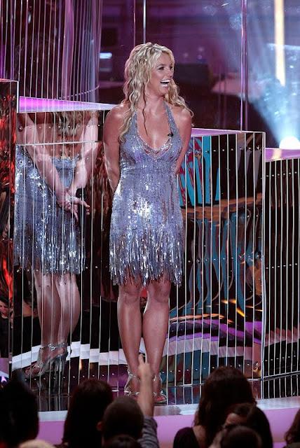 Britney Spears - France NRJ Music Awards 2004   Celebrity