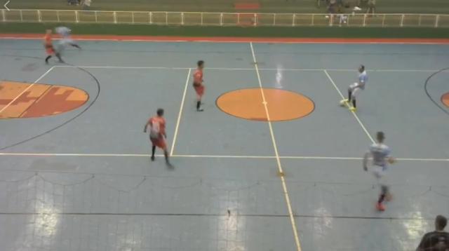 Borrazópolis-Time do Kaique/Marcelão derrota equipe do Rosi Cerqueira no Futsal