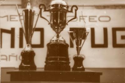 Trofeos del I Trofeo Antonio Puget, 1960