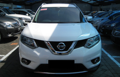 Eksterior Depan All New Nissan X-trail