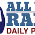 All WNY Radio Playlist for Oct. 12, 2018