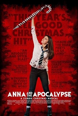 Anna e o Apocalipse - Legendado Torrent Download