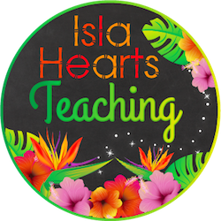 Isla Hearts Teaching