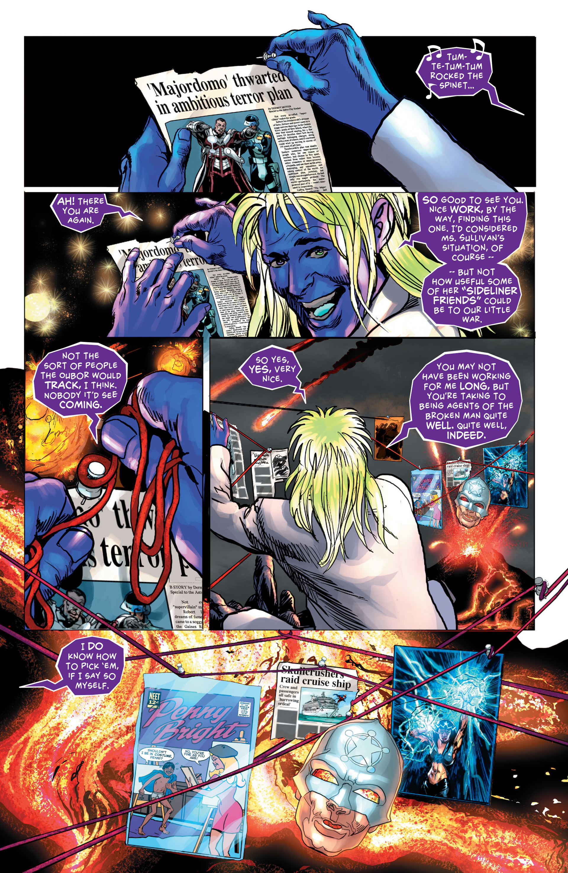 Read online Astro City comic -  Issue #5 - 2