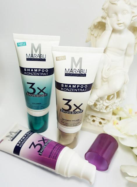 """Marabu - Shampoo Konzentrat (""""Weniger Verpackung, mehr Inhalt"""")"""