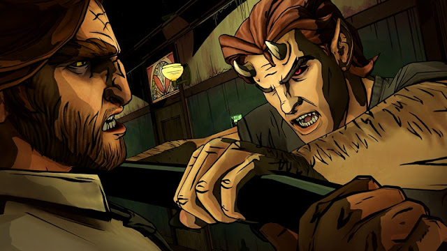 The Wolf Among Us PC Download Photo