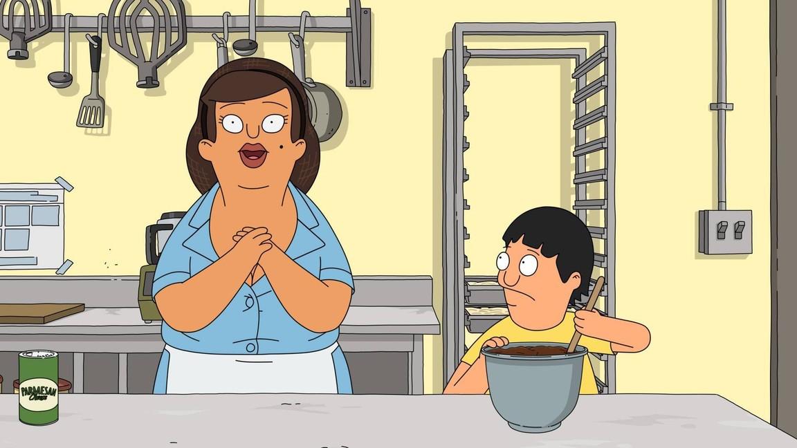 Bob's Burgers - Season 7 Episode 09: Bob Actually
