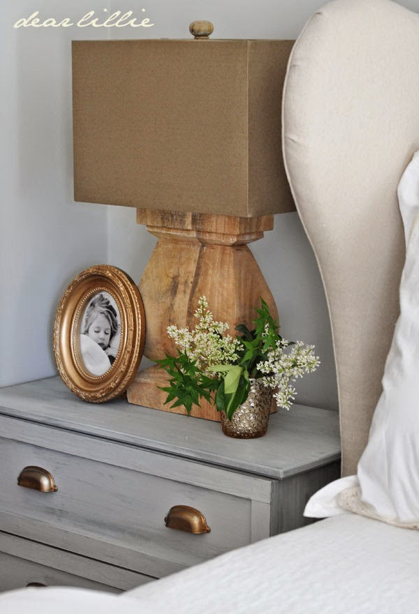 Dear Lillie Master Bedroom Night Stand Tutorial Ikea