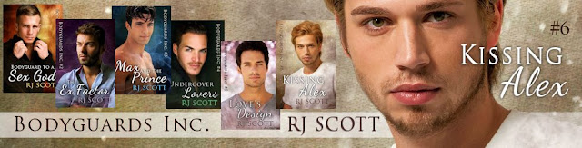 Kissing Alex by R.J. Scott