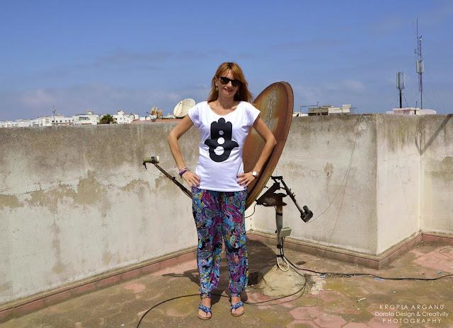 Jak się ubrać latem do Maroka