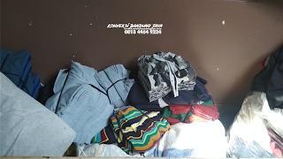 Konveksi Bandung Jaya kumpulan pola baju siap jahit