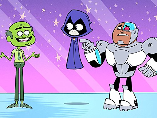 Teen Titans Go - Season 5 Online For Free - 1 Movies Website-3964