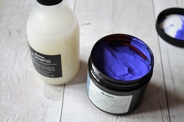 Davines OI Shampoo and Alchemic Conditioner