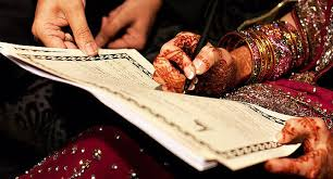 THE RIGHTS & DUTIES OF THE WIFE TOWARDS HER HUSBAND